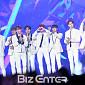 [BZ포토] 워너원, 2018 MGA '올해의 노래상' 수상
