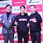 [BZ포토] 박홍규-이승리-박수왕, '헤드락VR' 기대...