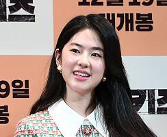 박혜수, 청순 가득 꽃미소