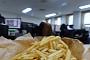 [쪼잔한 실험실] 롯데리아·맥도날드·버거킹·KFC 감자튀김 가성비 보고서…하나하나 다 세봤다!
