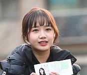 위키미키 최유정, 똘망똘망 눈망울