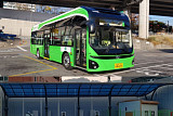 """오늘부터 전기 시내버스 첫 운행…""""2025년까지 3000대로 확대"""""""