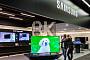 삼성 'QLED 8K'TV, 영국에서 인기몰이
