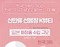 """[인포그래픽] 혐한이요? 10대가 이끄는 日신한류 """"K-뷰티 사랑해"""""""