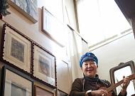 순수 영혼, 서울 한복판에 별을 짓다 노래하는 예술가 최은진