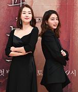 소이현-이민정, 소리없는 미모 대결