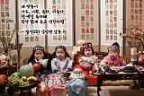 삼성SDI 네쌍둥이 첫돌…축하메시지 이어져