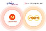 갤럭시아컴즈, 日 폰타 포인트 운영사인 '로얄티마케팅'과 제휴