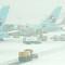 눈발로 인해 항공기 일부 지연, 인천·김포공항 현재 상황은?…'실시간 운항 정보 확인해야'
