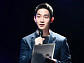 [BZ포토] 김정현 아나운서, 정해인 못지않은 반듯한 잘생김