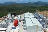 현대중공업, 콜롬비아 친환경 엔진 발전소 완공