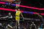 론조 볼-르브론, 레이커스서 동반 '트리플더블'…NBA서 11년 만의 기록