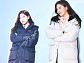 [BZ포토] 수지, '등신대랑 미모 대결~'
