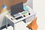 """[핵인싸 따라잡기] """"다 똑같은 책상이 아냐""""…'데스크테리어'로 변신한 회사 '내 자리'"""