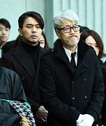 '故 전태관 발인' 정준-김종진, '마지...
