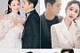 이사강♥론, 11살 연상연하 오늘(27일) 결혼…이미 법적 부부