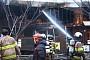 홍대 앞 식당서 불…점포 13곳 태우고 4시간 만에 진화