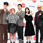 [BZ포토] 정혁-박나래-신동엽-임현주-홍석천, '밝...