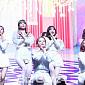 [BZ포토] 우주소녀, 청량감 가득한 'La La Love'