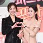 [BZ포토] 이시영-전혜빈, 이화상-이정상 '쌍둥이 ...