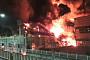 성주산업단지 공장서 화재 발생…1명 부상·대응 2단계 발령