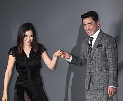 류승룡, '극한직업' 홍일점 이하늬를 위한 특급 에스코트