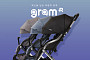 리안, 안전성 높인 휴대용 유모차 '그램플러스R' 선봬