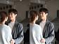 최웅, 광고 촬영 현장 비하인드 컷 '남다른 비주얼'