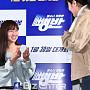 공효진, '팬에게 손하트 뿅'