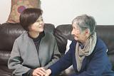 진선미 장관, 여성운동 대모 이효재 선생 방문