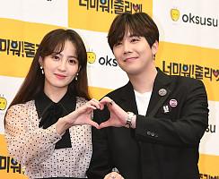 정혜성-이홍기, 실제 커플처럼 '달달한 케미'