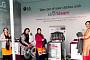 LG전자, 인도 최대 순례 축제에 정수기·세탁기 설치
