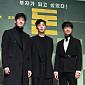 [BZ포토] 유지태-박누리-류준열-조우진, '돈' 기대...
