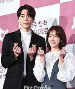 김주혁-한지민, 비주얼X하트 꿀케미