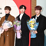 임영민-김동현-박우진, '대휘야 졸업 축하해'