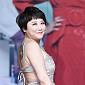 [BZ포토] 고우나, 중국 화장품 '최고의 판매왕'