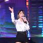 [BZ포토] 홍진영, 간드러지는 '오늘 밤에~'