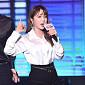 [BZ포토] 홍진영, '레트로 댄스~'