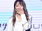 [BZ포토] 홍진영, 데뷔 10년 만에 첫 쇼케이스 '어색함에 빵 터진 웃음'