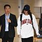 [BZ포토] '불법 촬영 몰카 유포' 논란 정준영, 고...