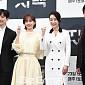 [BZ포토] 이준호-신현빈-남기애-유재명, '자백' 기...
