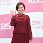 [BZ포토] 김해숙, 귀여운 국민 엄마