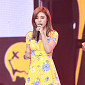 [BZ포토] 마마무 휘인, '미모가 노랑 노랑'