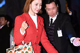 [BZ포토] 윤세아, '빨개요~'