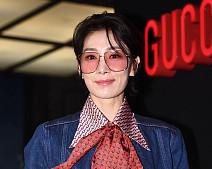 김서형, 여유로운 미소 날리는 '쓰앵님'