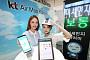 [친환경이 경쟁력] KT, 모바일 앱으로 미세먼지 실시간 측정