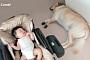 신생아바운서 '콤비네무리라', 아기의 수면 습관 개선에 도움