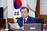 文대통령 국정지지도 48%…2주 연속 상승