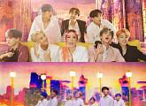 방탄소년단, '작은 것들을 위한 시' 8대 음원 차트 1위 '석권'