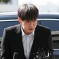 """박유천, 피의자 신분 경찰 출석 """"있는 그대로 성실히 조사받을 것"""""""